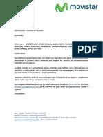 Oferta Empresarial Movistar