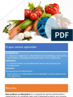 Microbiologia Dos Alimentos Aula 1