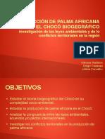 presentaçión Chocó