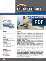 Cement All PDF