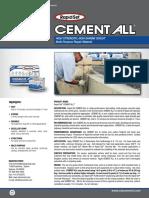Cement All PDF