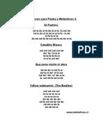 Canciones Para Flauta y Metalofono