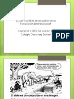 evaluación diferenciada (1)