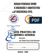 Guia Practica de Quimica General Ep Ingenieria Civil