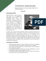 Comunismo - Trabajo de Investigación - Segundo Nivel Medio