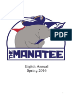 manatee 2016