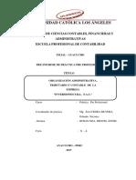 Inversiones Frl Sac Pre Informe Pdt