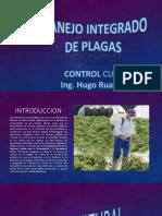 Presentacion Control Cultural de Plagas Insectiles