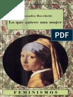 A.bocchetti - [1995].LoQue QuiereUnaMujer