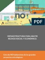 Presentación de la propuesta de infraestructura