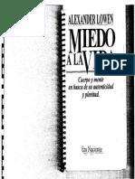 LOWEN ALEXANDER - MIEDO A LA VIDA.pdf