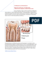 Etiology and Pathogenesis of Inflammatory Periodontal Diseases