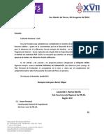 Carta de Re Asigación Jorge Castillo 2016