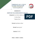Informe Exposicion HORMIGON I