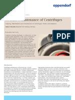 White Paper 014 - Routine Maintenance of Centrifuges.pdf
