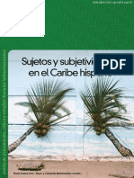 sujetos y subjetividades en el caribe hispano