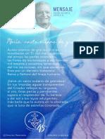 P. Dávila (María, Vasto Océano de Grandeza)