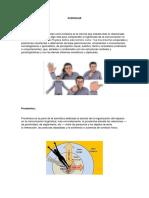 Folder de Comunicacion Imprimir Doble