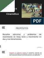 Cinemática (Caida Libre)