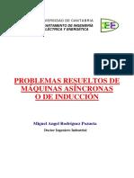 Problemas Resueltos  Maquinas  Asincronas