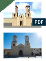 Iglesia Andacollo