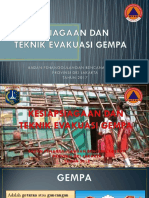 Teknik Evakuasi Gempa-bpbd 18-2