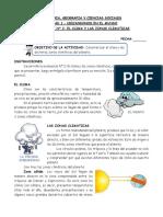 10 - EVALUACION N°2 - EL CLIMA Y LAS ZONAS CLIMATICAS.docx
