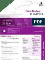 Como Realizar El Invent a Rio 2007