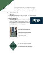 Analisis de Tejidos Plano Labo 2