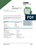 MCR-ADC12-U-10-BUS