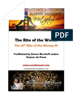 Rite of the Womb Manual (1)