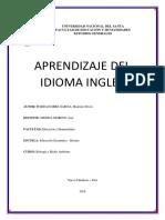 Informe Práctica 01