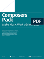 The ISM Composers Pack