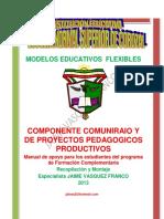 Modulo Componente Comunitario de Ppp