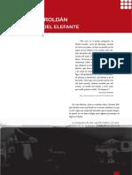 Gustavo Roldán. La Noche Del Elefante