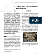The Impacts of Architectural Models in Public Environment -Published