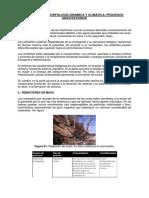 Sesión 8 - Geomorfología Dinámica y Climática
