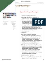 etapas de un proyecto tecnologico.pdf
