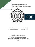 Revisi Pengaruh Roe Terhadap Underpricing Fix