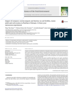 Impact of Compost Vermicompost and Biochar on Soil Fertil 2015 Science of T