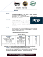 3 - Boletim Motors Golden Max API SL-SAE 20W50 e 15W40