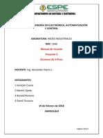 Manual Usuario Proyecto 3 Grupo 4 Nrc 1946