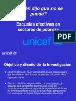 Escuelas Efectivas_Unicef.pps