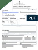 Formato Registro Trabajo de Grado