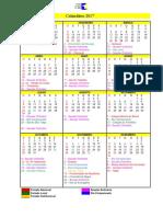 Calendar Iot Ce 2017