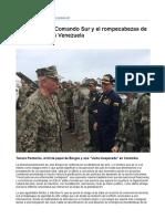 Mision Verdad_Los Planes Del Comando Sur y El Rompecabezas de La Guerra Contr