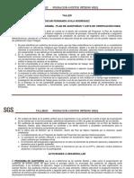 Taller 1 - Programa, Plan y Lista de Verificación HSEQ - Óscar Ávila (1)