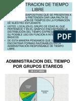 ADMINISTRACIÓN DEL TIEMPO LIBRE.ppt