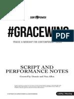 Praise and Worship Script