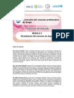 Prevencion Del Consumo Problematico de Drogas Modulo 2
